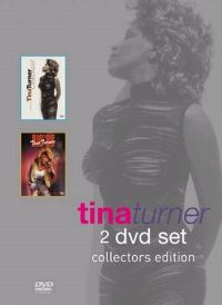 Cover Tina Turner - Celebrate! - The Best Of / Rio '88 - Live In Concert [DVD]